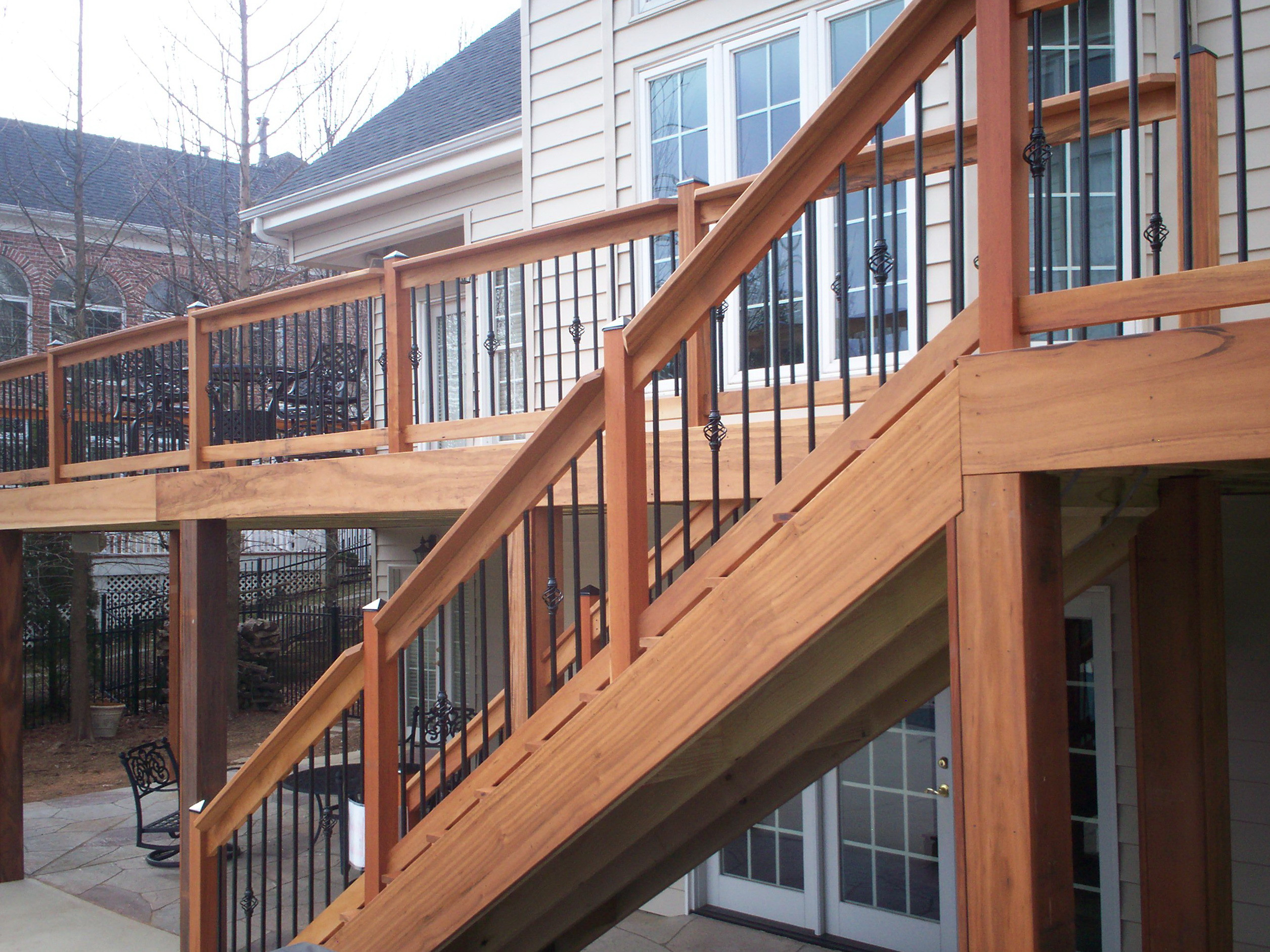 Best ideas about Deck Stair Codes . Save or Pin Deck Stair Railing Code Now.