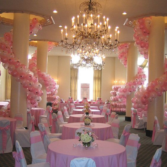 Best ideas about Decorations For 15 Birthday Party . Save or Pin Quinceanera Decorations Now.