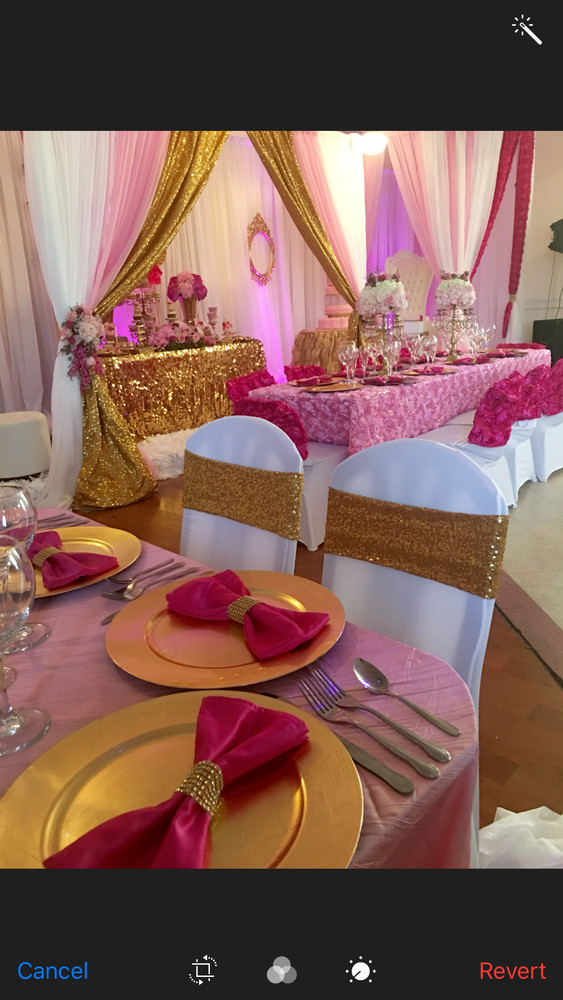 Best ideas about Decorations For 15 Birthday Party . Save or Pin Sweet 15th Birthday Party Ideas party fushia Now.