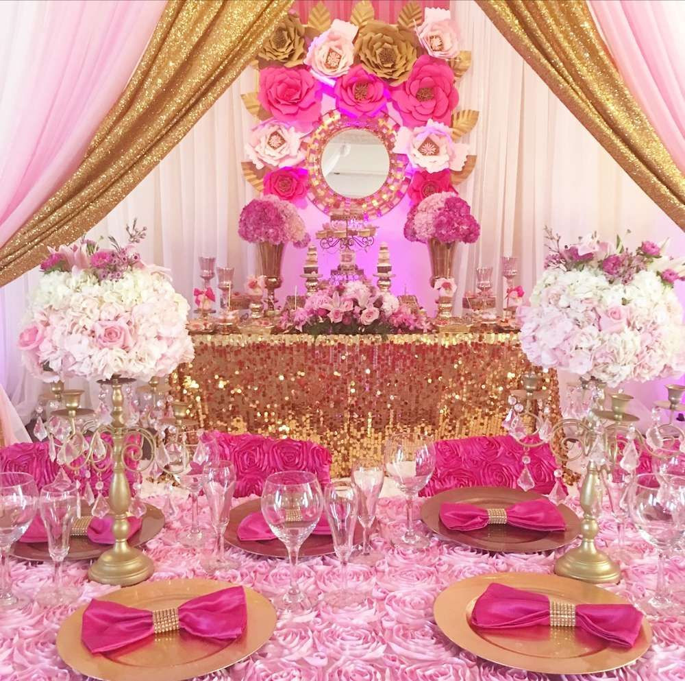 Best ideas about Decorations For 15 Birthday Party . Save or Pin Sweet 15th Birthday Party Ideas in 2019 Now.