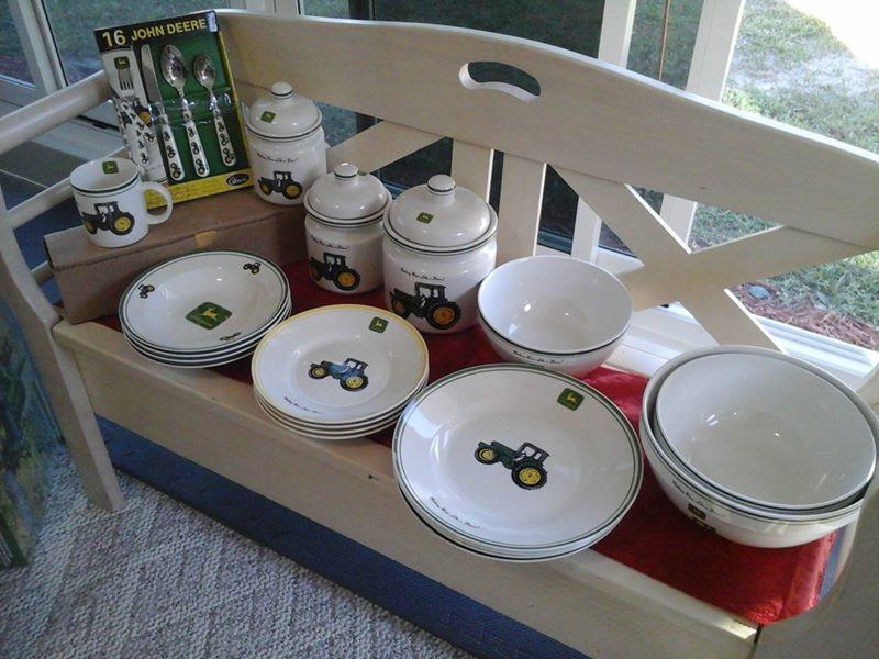 Best ideas about Deer Kitchen Decor . Save or Pin JOHN DEERE KITCHEN DECOR Villages4sale Now.