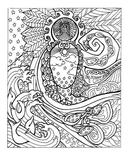 Best ideas about Detailed Coloring Pages For Adults . Save or Pin Very Detailed Coloring Pages Bestofcoloring Now.