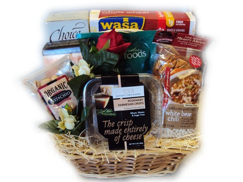 Best ideas about Diabetes Gift Ideas . Save or Pin Diabetic Valentine s Day Gift Basket Now.