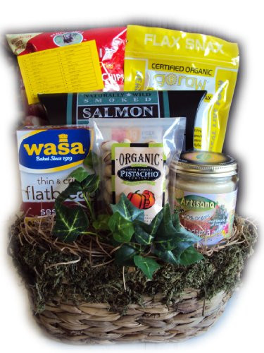Best ideas about Diabetic Gift Basket Ideas . Save or Pin Father s Day Healthy Diabetic Gift Basket FindGift Now.