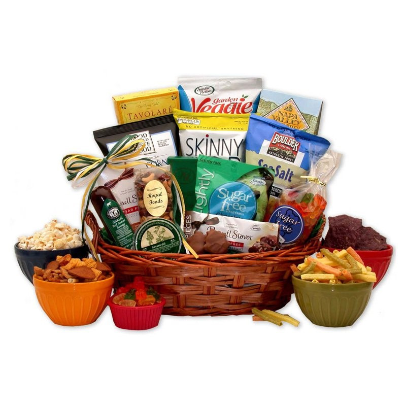 Best ideas about Diabetic Gift Basket Ideas . Save or Pin Gift Basket Sugar Free Diabetic Gift Basket Now.