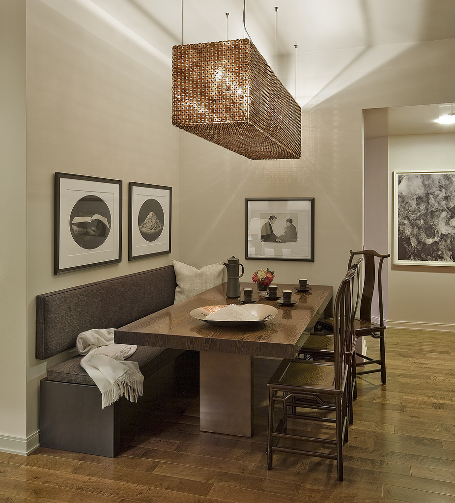 Best ideas about Dining Room Bench . Save or Pin The Beauty of Benches – A S D INTERIORS BLOG Now.