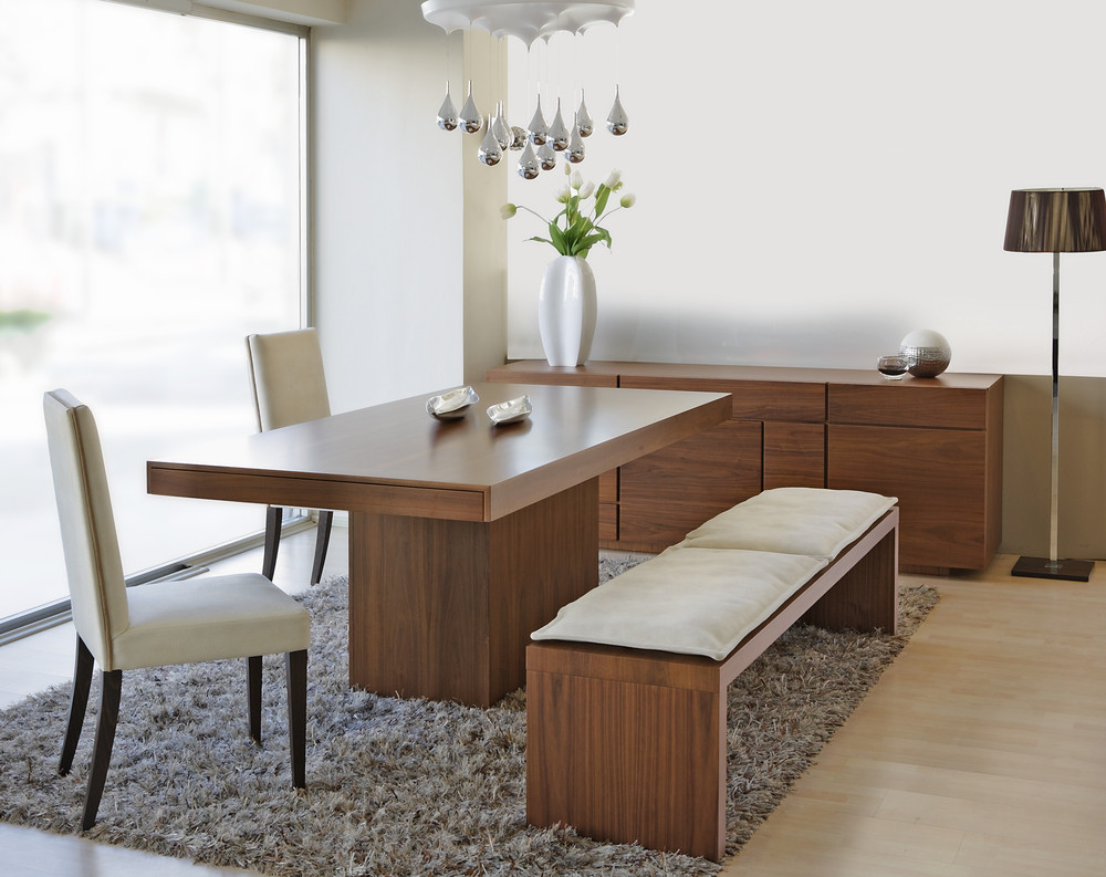 Best ideas about Dining Room Bench . Save or Pin Dining Room Table with Bench Seat Now.