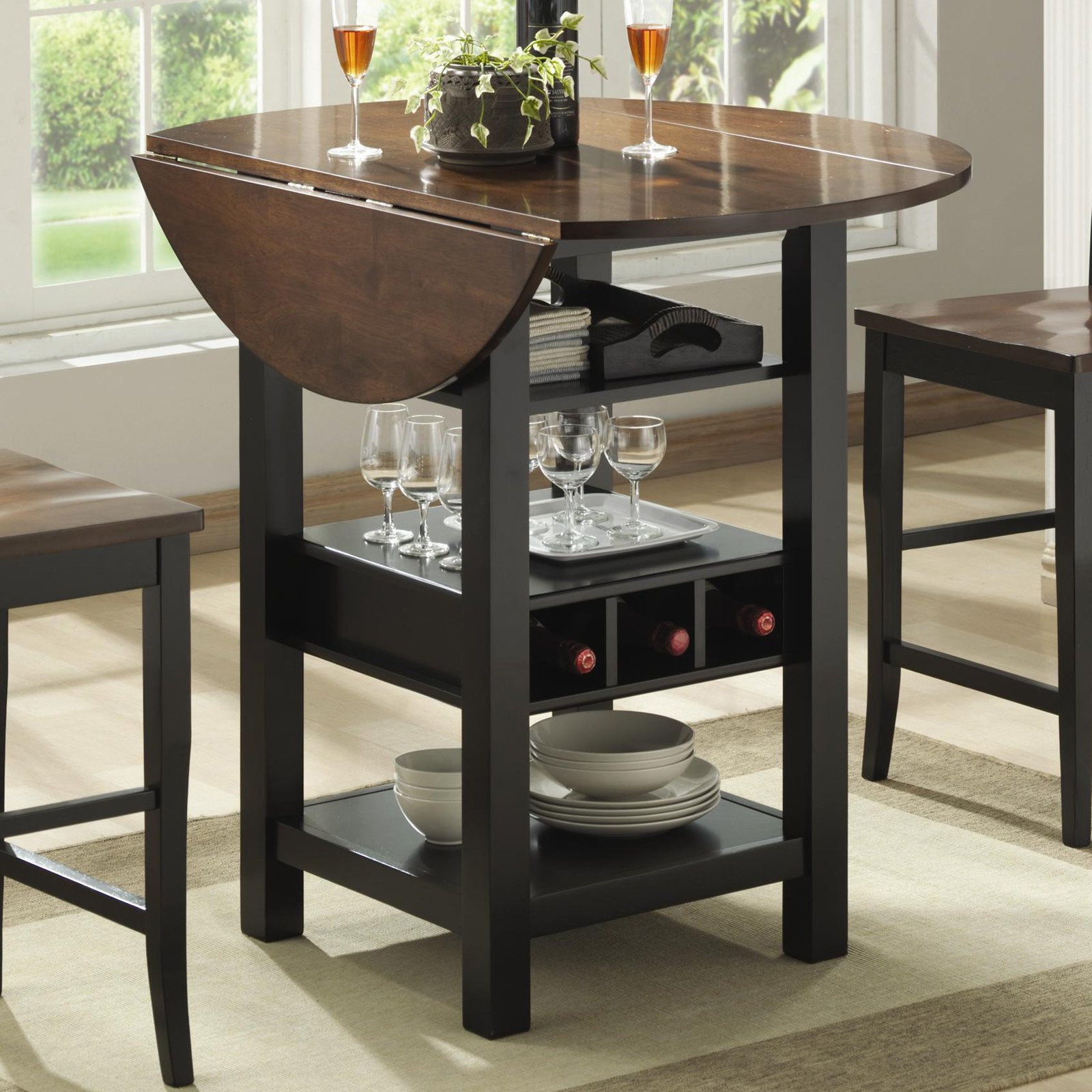 Best ideas about Dining Table With Storage . Save or Pin 47 Kitchen Storage Table Kitchen Table With Storage Now.