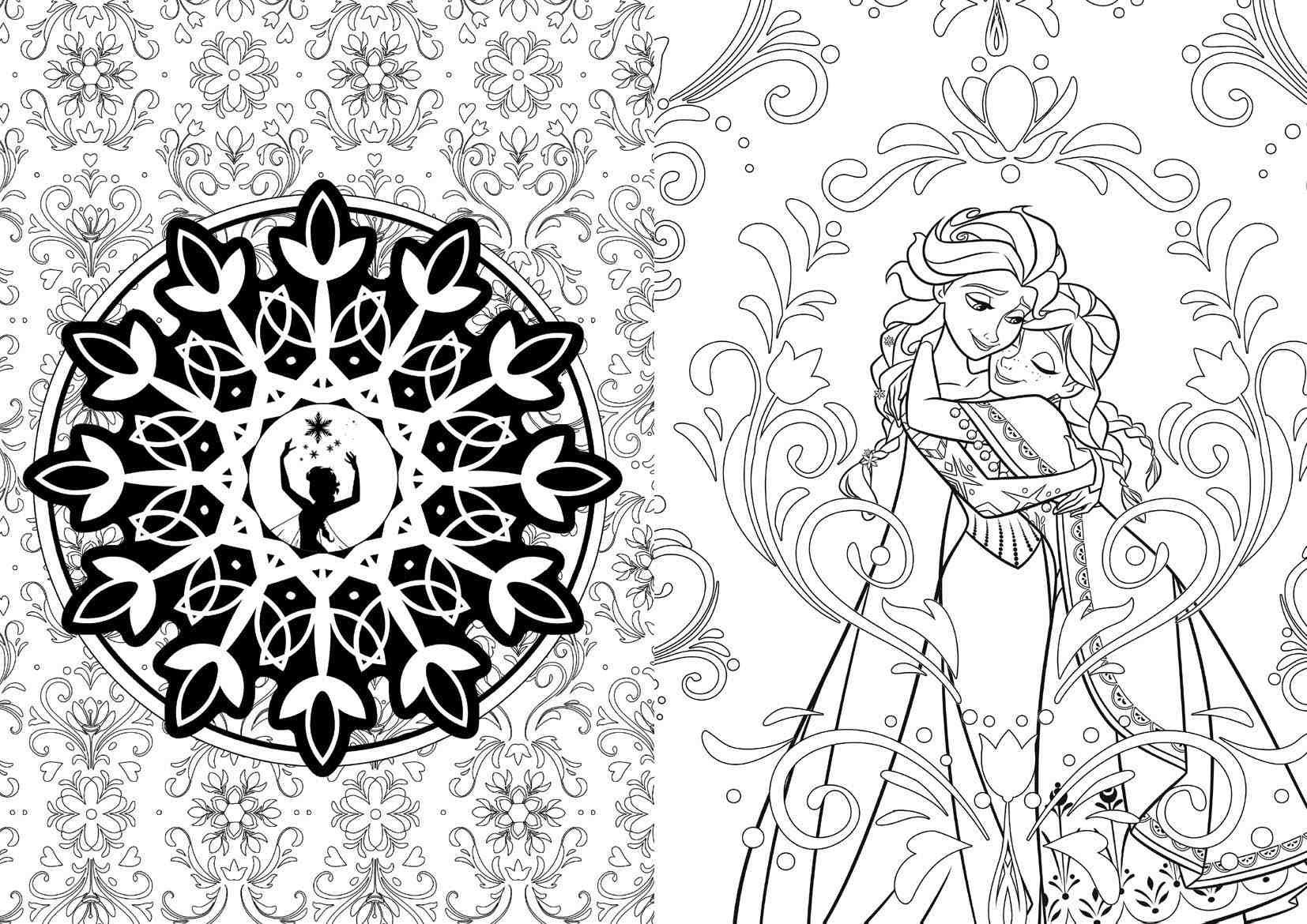 Best ideas about Disney Adult Coloring Books . Save or Pin Disney fers Coloring Books for Adults Now.