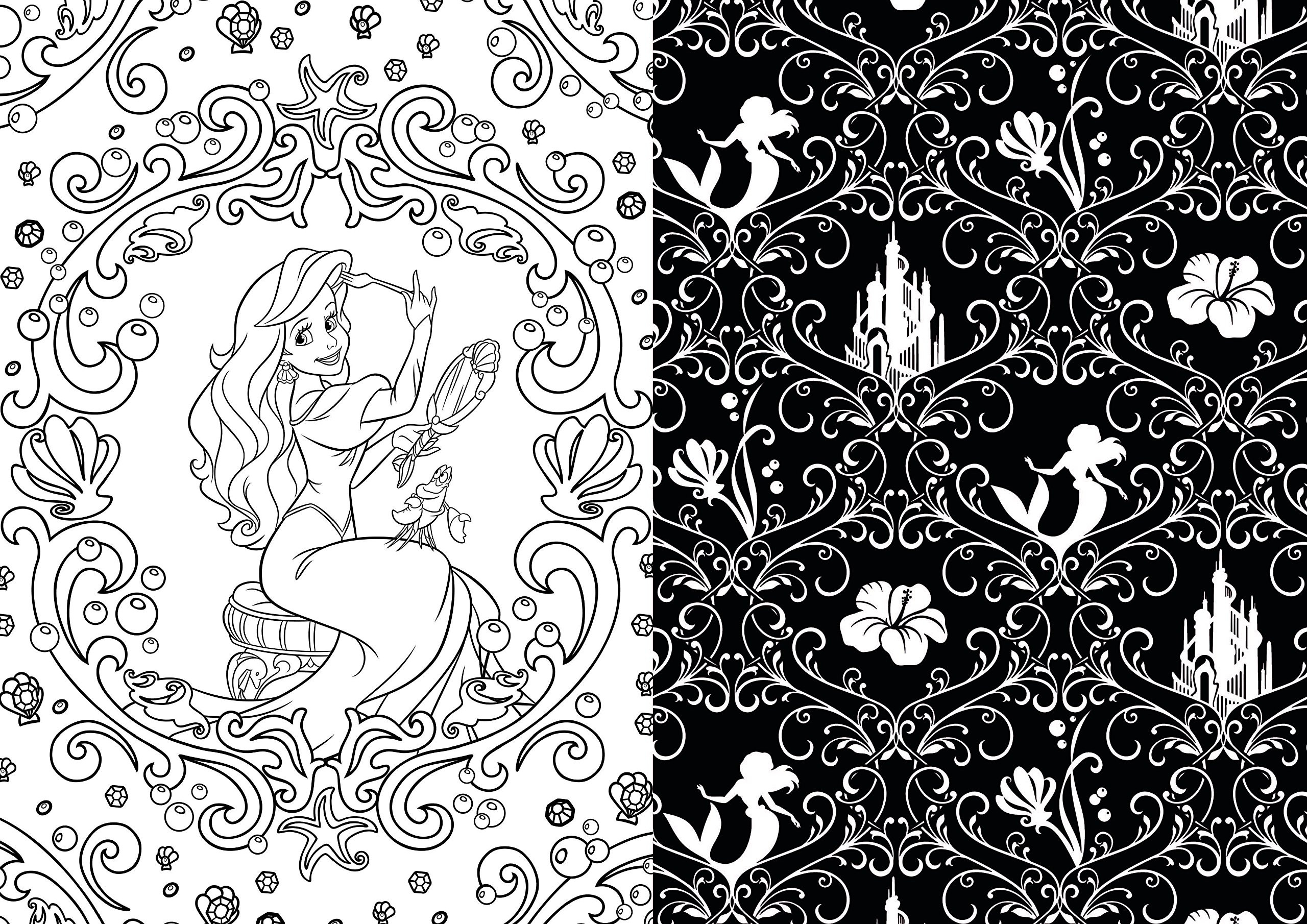 Best ideas about Disney Adult Coloring Books . Save or Pin Disney Adult Coloring Books Baby to Boomer Lifestyle Now.