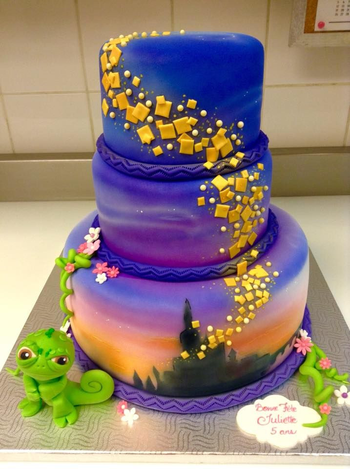 Best ideas about Disney Birthday Cake . Save or Pin This one goes out to my granddaughter Parker ️ Now.