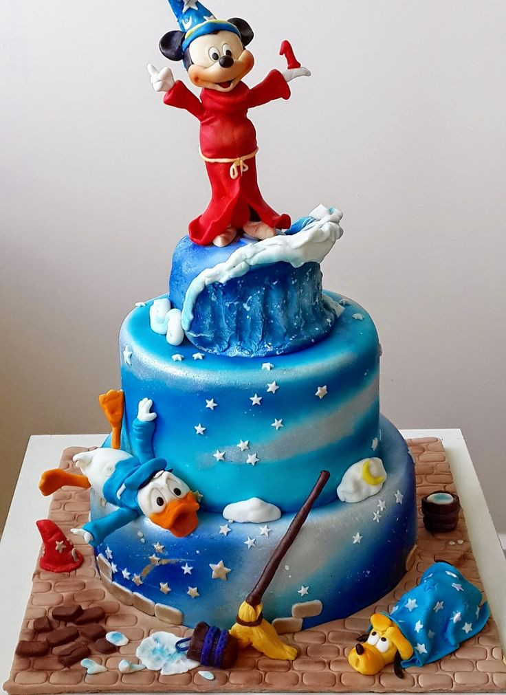 Best ideas about Disney Birthday Cake . Save or Pin 1000 images about Disney Cakes on Pinterest Now.