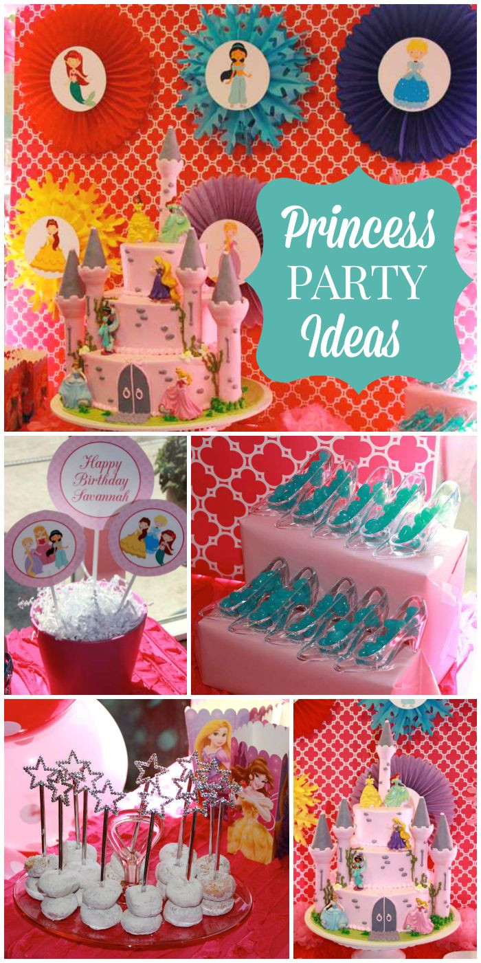 Best ideas about Disney Birthday Party . Save or Pin Princess Birthday on Pinterest Now.
