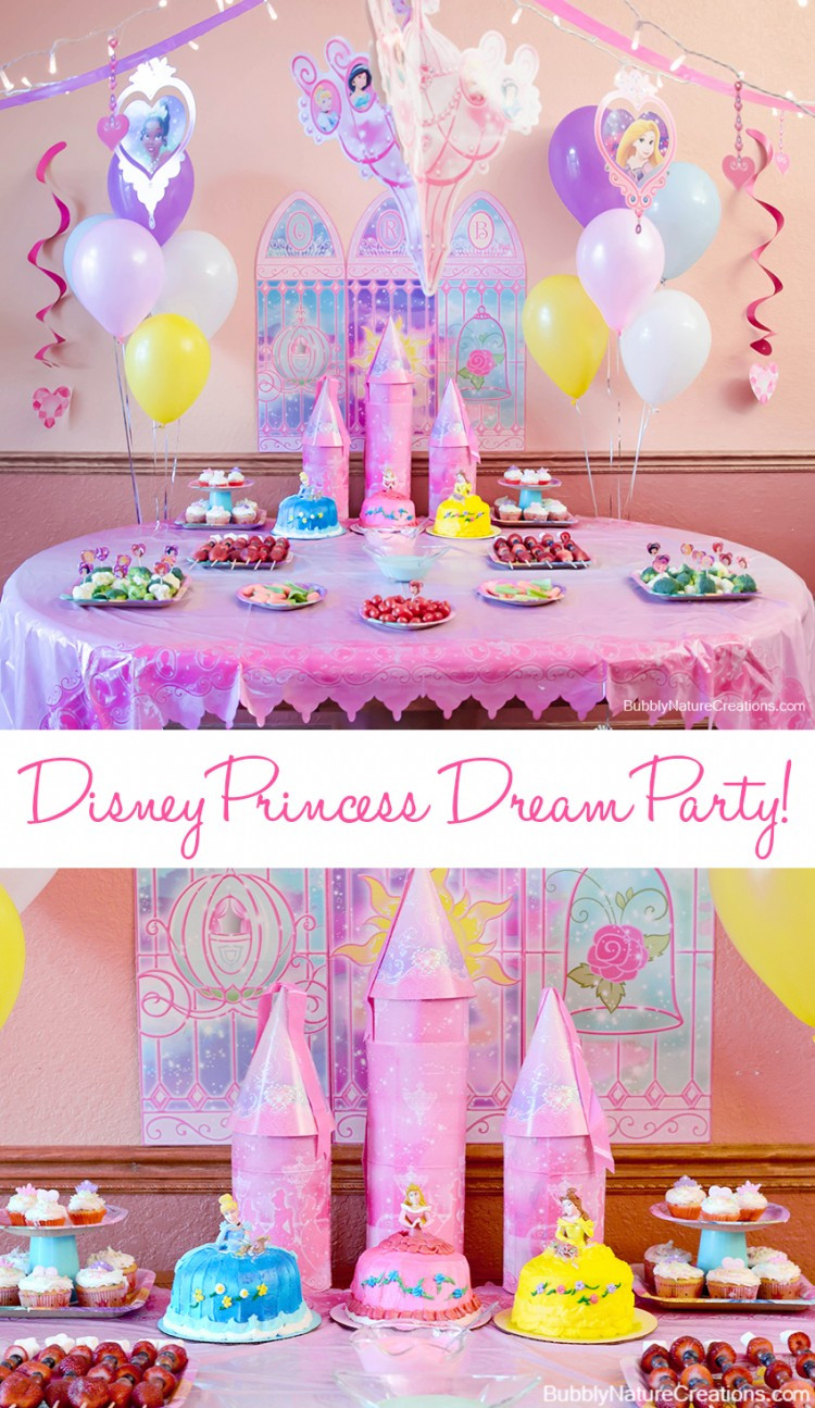 Best ideas about Disney Birthday Party . Save or Pin Kids party disney princesses Now.