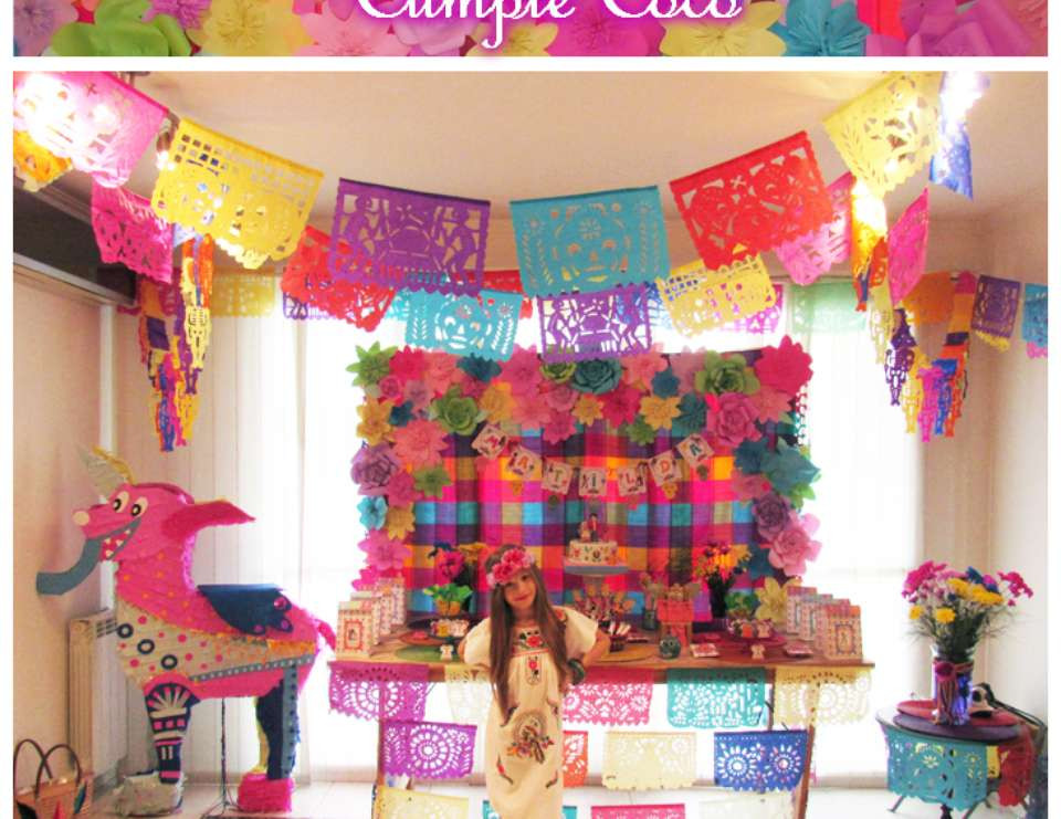 """Best ideas about Disney Birthday Party . Save or Pin COCO DISNEY Birthday """"Disney Coco birthday party Now."""