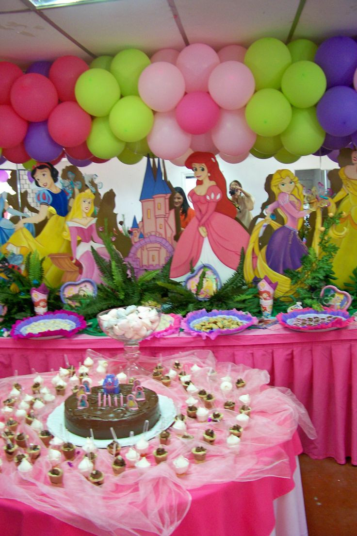 Best ideas about Disney Birthday Party . Save or Pin 25 best images about Abbies Princess party on Pinterest Now.