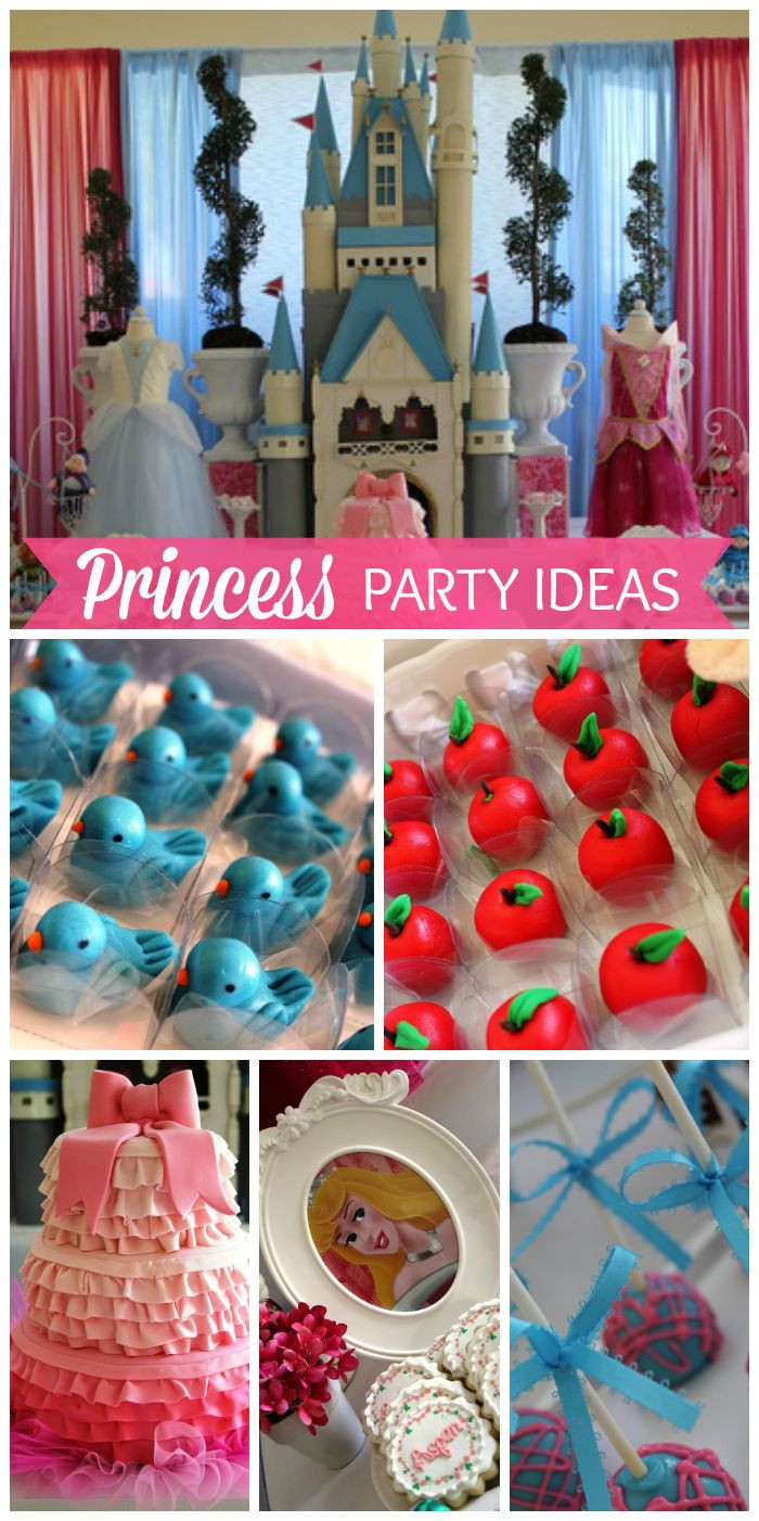 Best ideas about Disney Birthday Party . Save or Pin 1000 images about Disney Princess Party Ideas on Now.