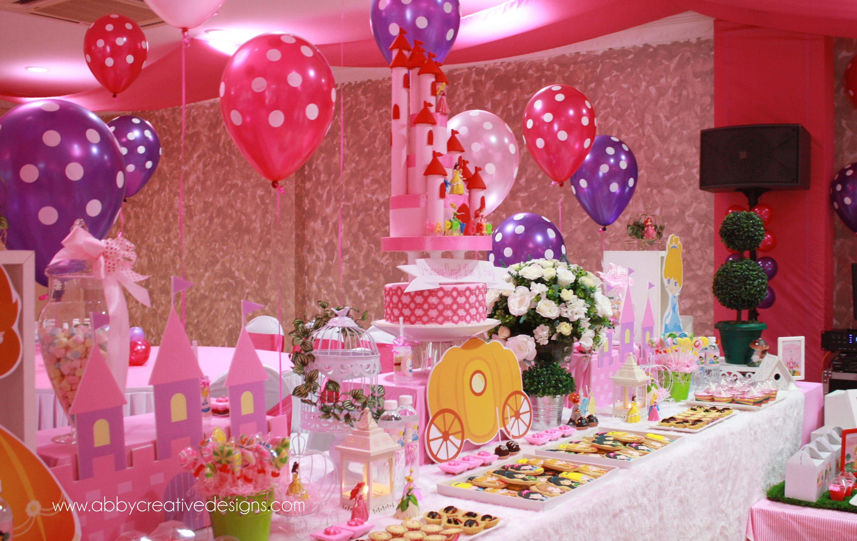 Best ideas about Disney Birthday Party . Save or Pin Theme Disney Princess – Its More Than Just A Party Now.