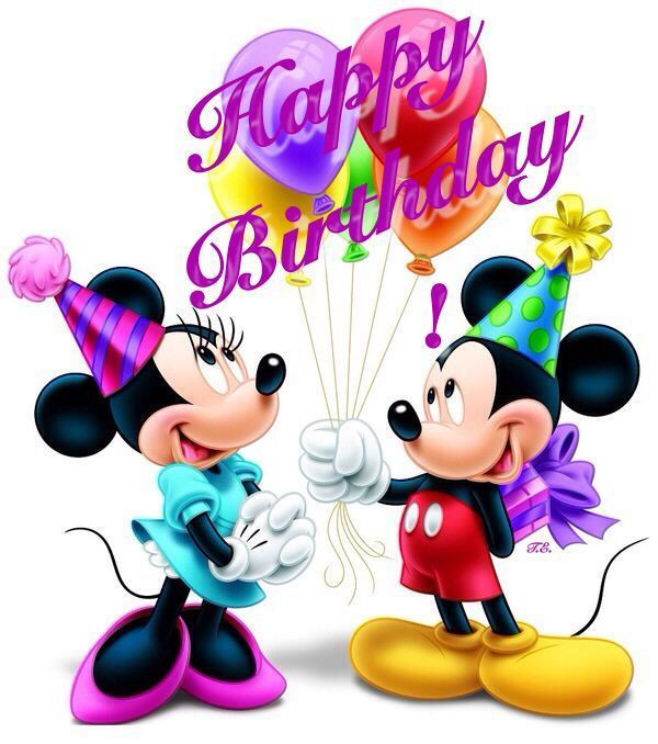 Best ideas about Disney Birthday Wishes . Save or Pin Mickey and Minnie Happy Birthday Quote disney birthday Now.
