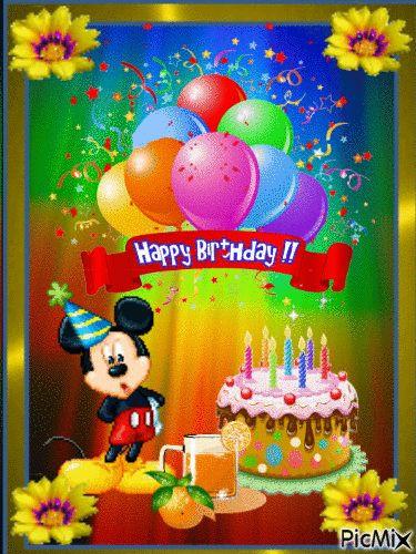 Best ideas about Disney Birthday Wishes . Save or Pin 17 Best Disney Birthday Quotes on Pinterest Now.