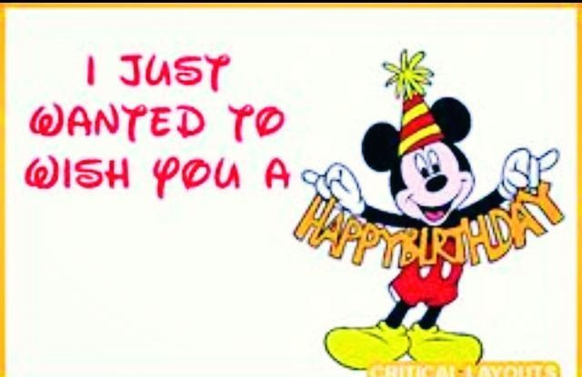 Best ideas about Disney Birthday Wishes . Save or Pin Disney Birthday Quotes QuotesGram Now.