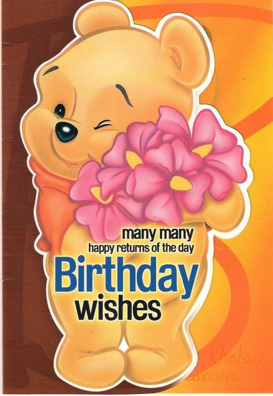 Best ideas about Disney Birthday Wishes . Save or Pin Disney Happy Birthday Disney Birthday Now.