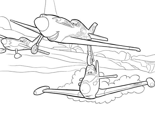 Best ideas about Disney Planes Coloring Pages For Kids . Save or Pin Adventures story of planes Disney Planes 18 Disney Planes Now.