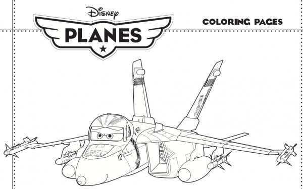 Best ideas about Disney Planes Coloring Pages For Kids . Save or Pin Free Disney Planes Printable Coloring Pages & Activity Now.