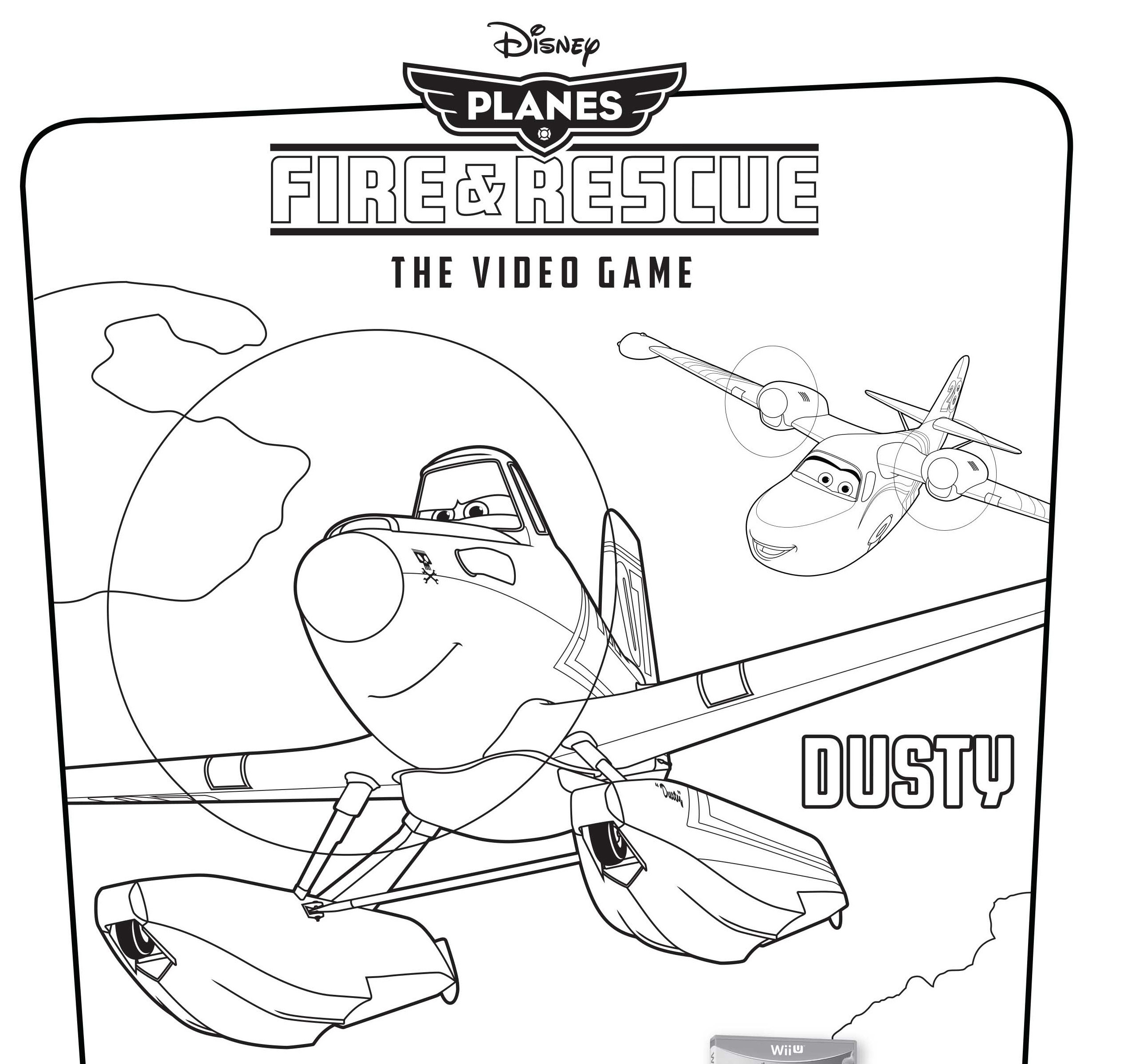 Best ideas about Disney Planes Coloring Pages For Kids . Save or Pin Disney s Planes Fire & Rescue Video Game Coloring Pages Now.