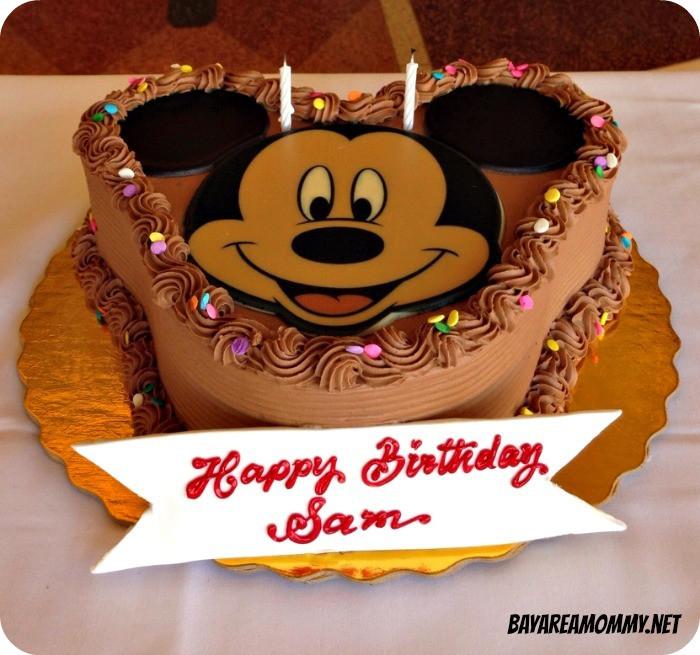 Best ideas about Disneyland Birthday Cake . Save or Pin Disneyland Character Breakfast Now.