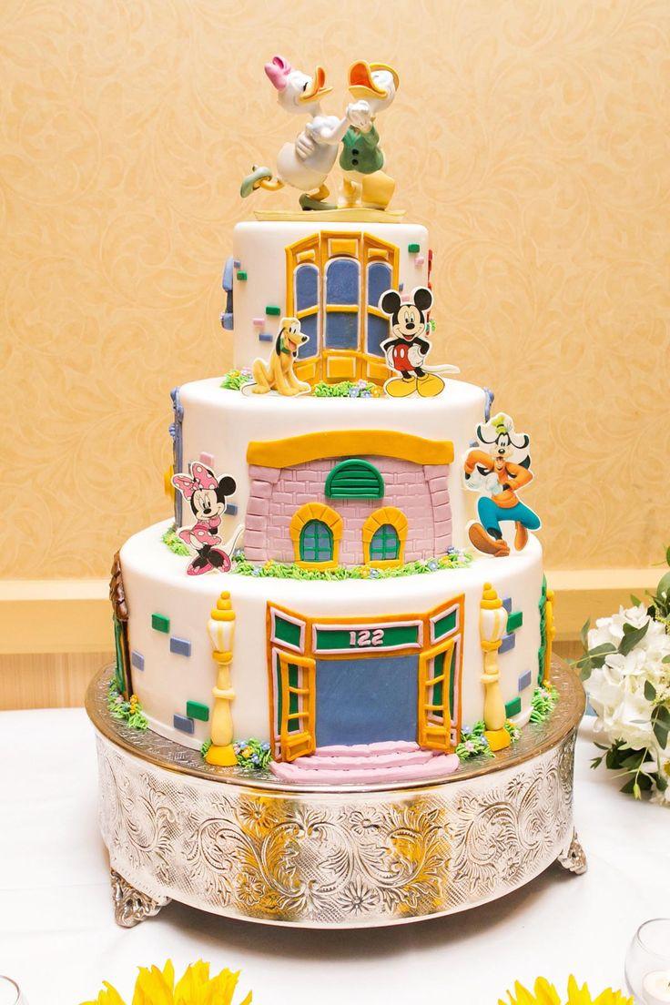 Best ideas about Disneyland Birthday Cake . Save or Pin 78 Best images about Disney Cakes on Pinterest Now.