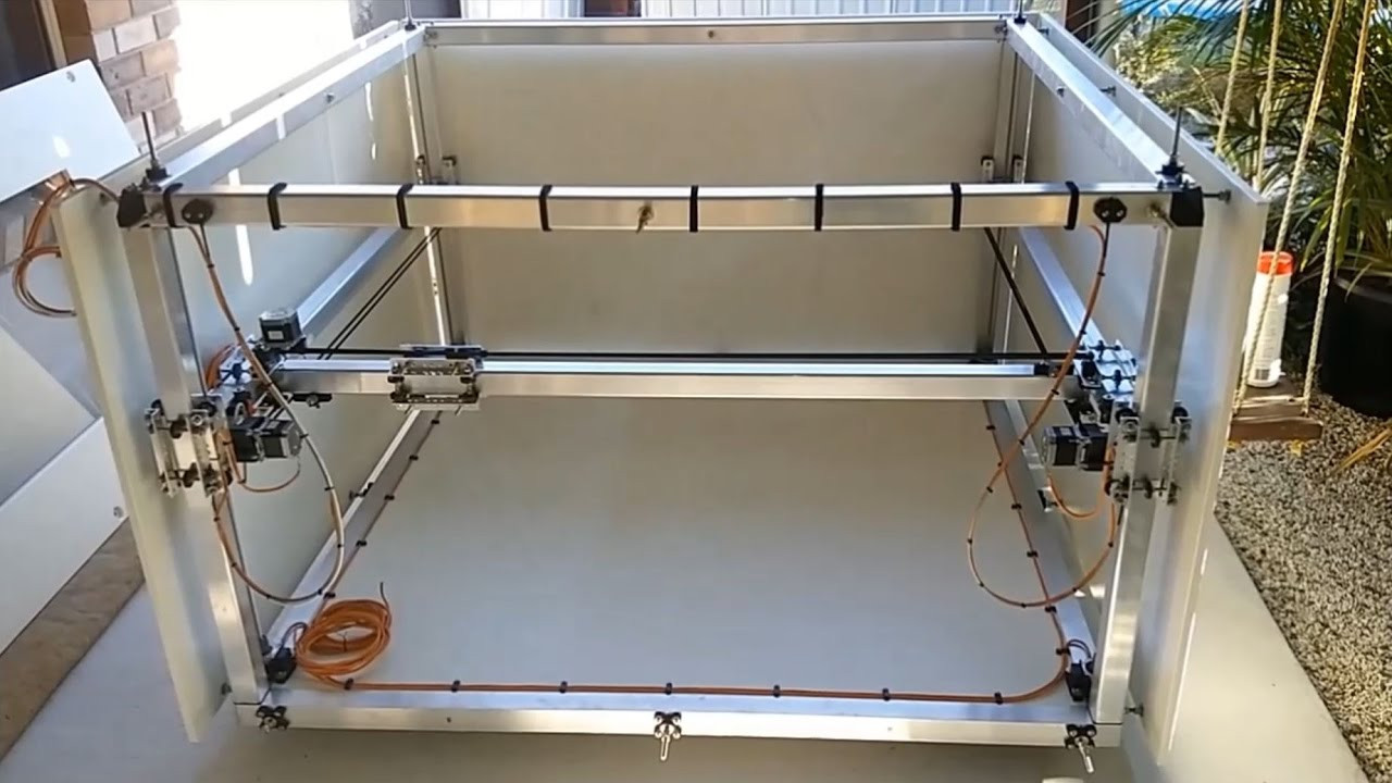 Best ideas about DIY 3D Printer . Save or Pin scale DIY 3D printer 1200 x 1200 Sub33D V3 Now.