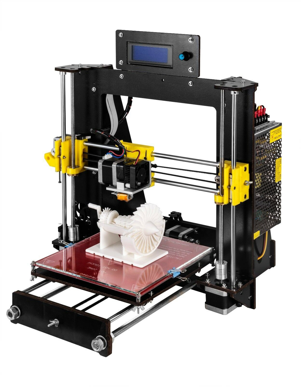 Best ideas about DIY 3D Printer . Save or Pin 2016 Upgraded Full Quality High Precision RepRap Prusa i3 Now.