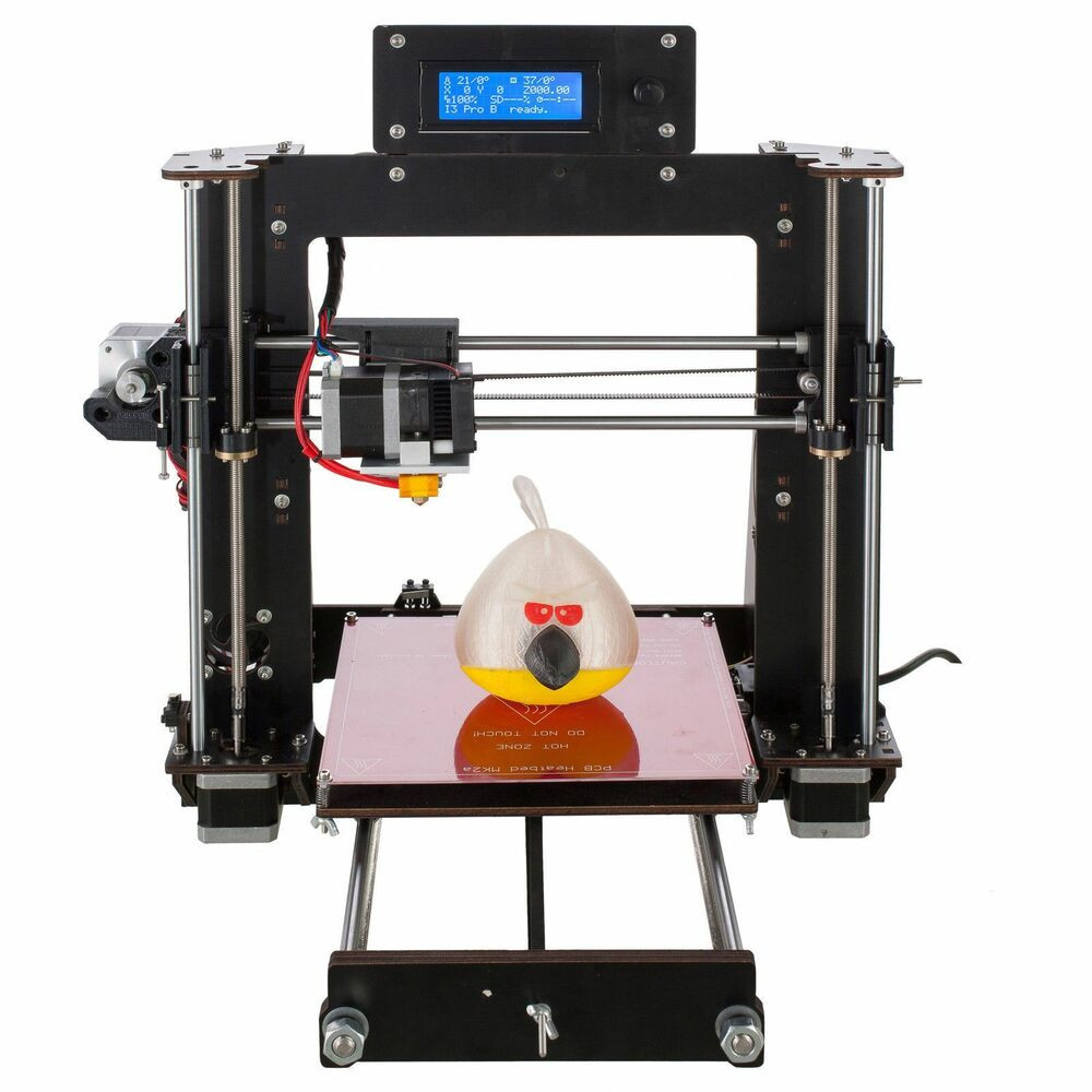 Best ideas about DIY 3D Printer . Save or Pin 2017 Upgraded Quality High Precision Reprap Prusa i3 DIY Now.