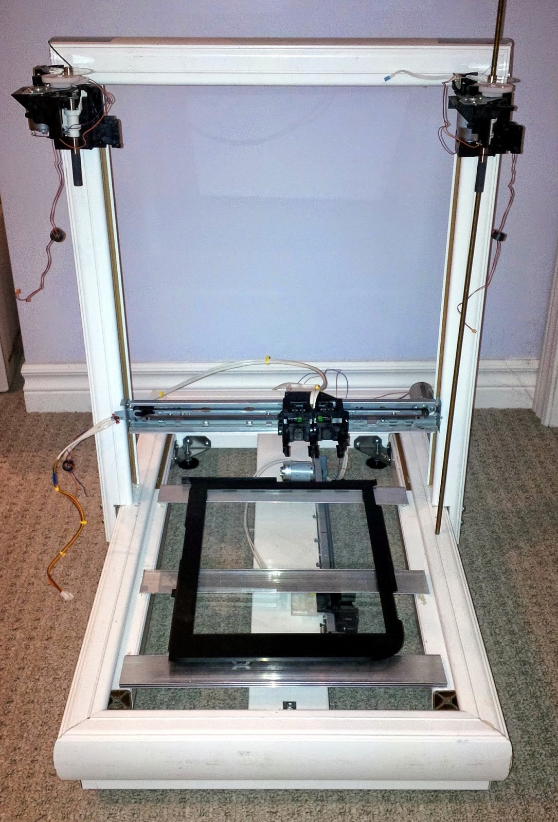 Best ideas about DIY 3D Printer . Save or Pin DIY 3D Printing RepScrap DIY 3d printer from salvaged Now.