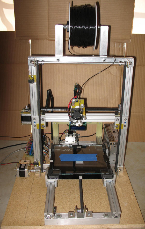 Best ideas about DIY 3D Printer . Save or Pin Make a DIY 3D Printer From Old Inkjet Printer Parts Now.