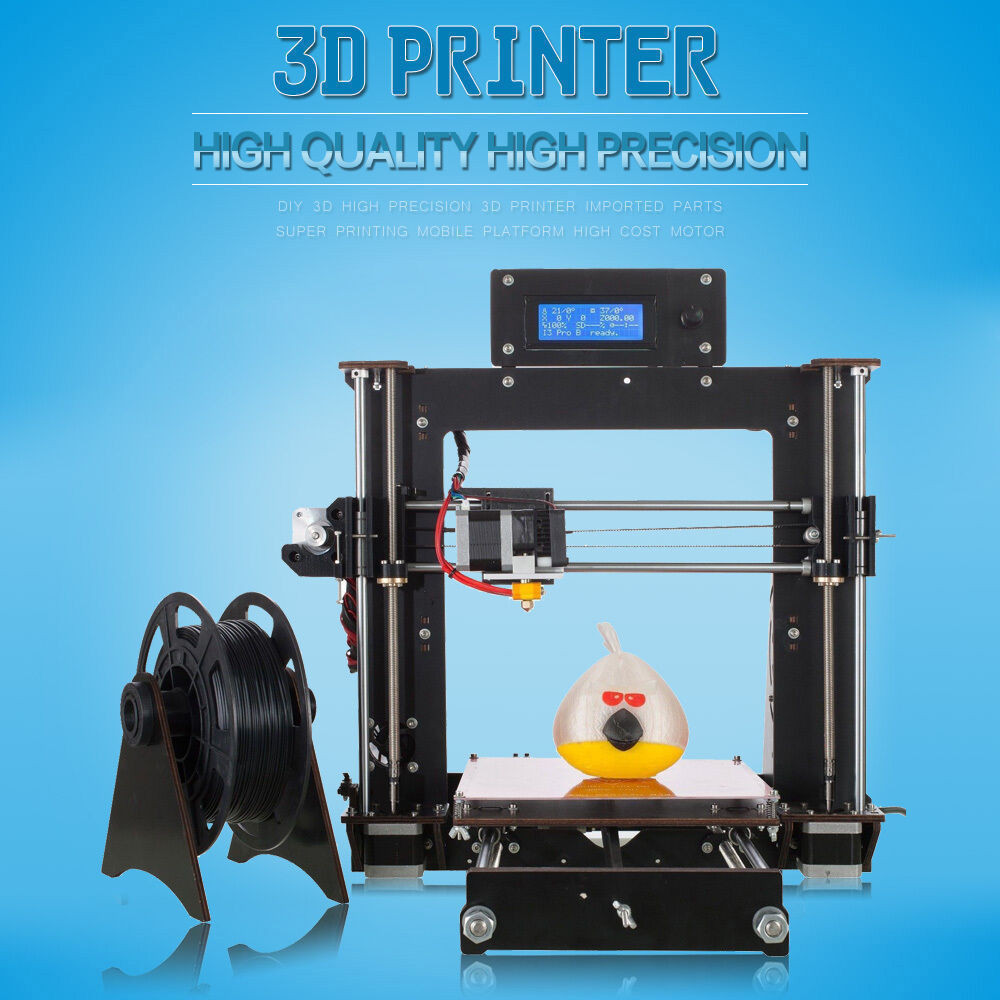 Best ideas about DIY 3D Printer . Save or Pin 2017 CTC Upgraded Full Quality High Precision Reprap Prusa Now.