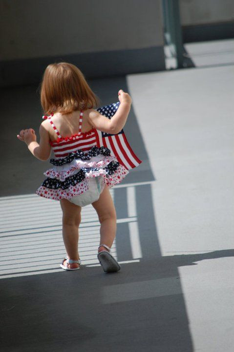 Best ideas about DIY 4Th Of July Outfits . Save or Pin 4thofjuly dresses and outfits for little girls Now.