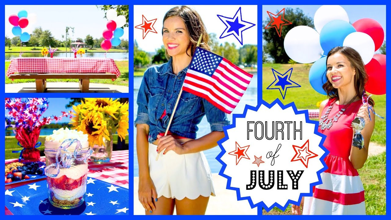 Best ideas about DIY 4Th Of July Outfits . Save or Pin Fourth of July Outfit Ideas DIY Treats Party Decor Now.