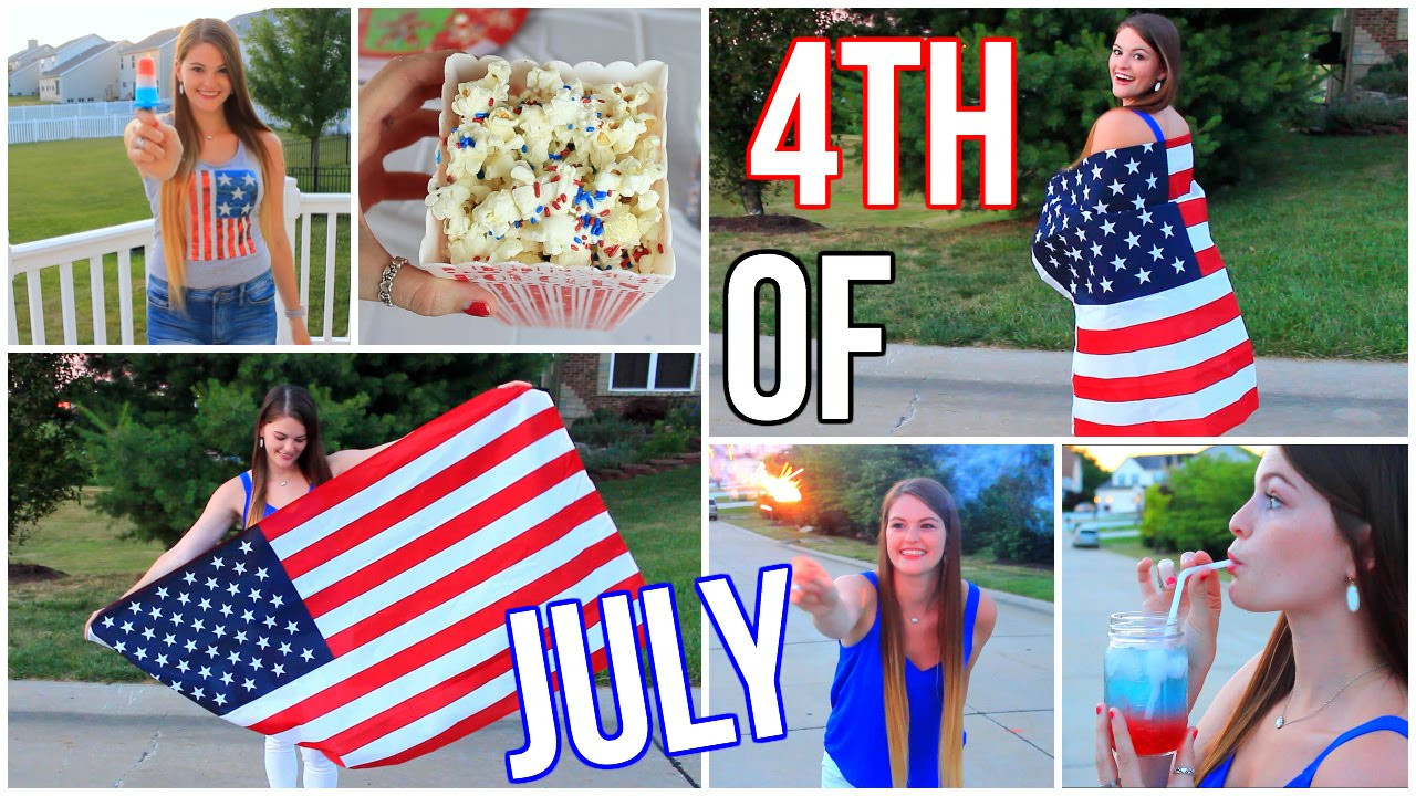 Best ideas about DIY 4Th Of July Outfits . Save or Pin Fourth July DIY Snacks & Treats DIY Clothes & Outfit Now.