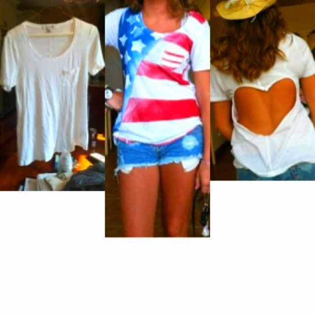Best ideas about DIY 4Th Of July Outfits . Save or Pin 327 best images about 4th of July DIY on Pinterest Now.