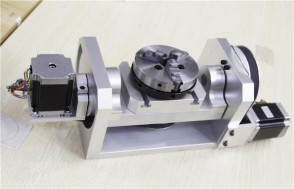 Best ideas about DIY 5 Axis Cnc . Save or Pin 5 Axis CNC Machine 4th Axis Homemade Dividing Head For CNC Now.