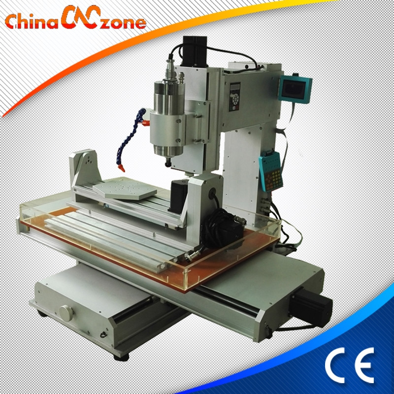 Best ideas about DIY 5 Axis Cnc . Save or Pin HY 6040 DIY 5 Axis CNC Router for Sale ChinaCNCzone Now.