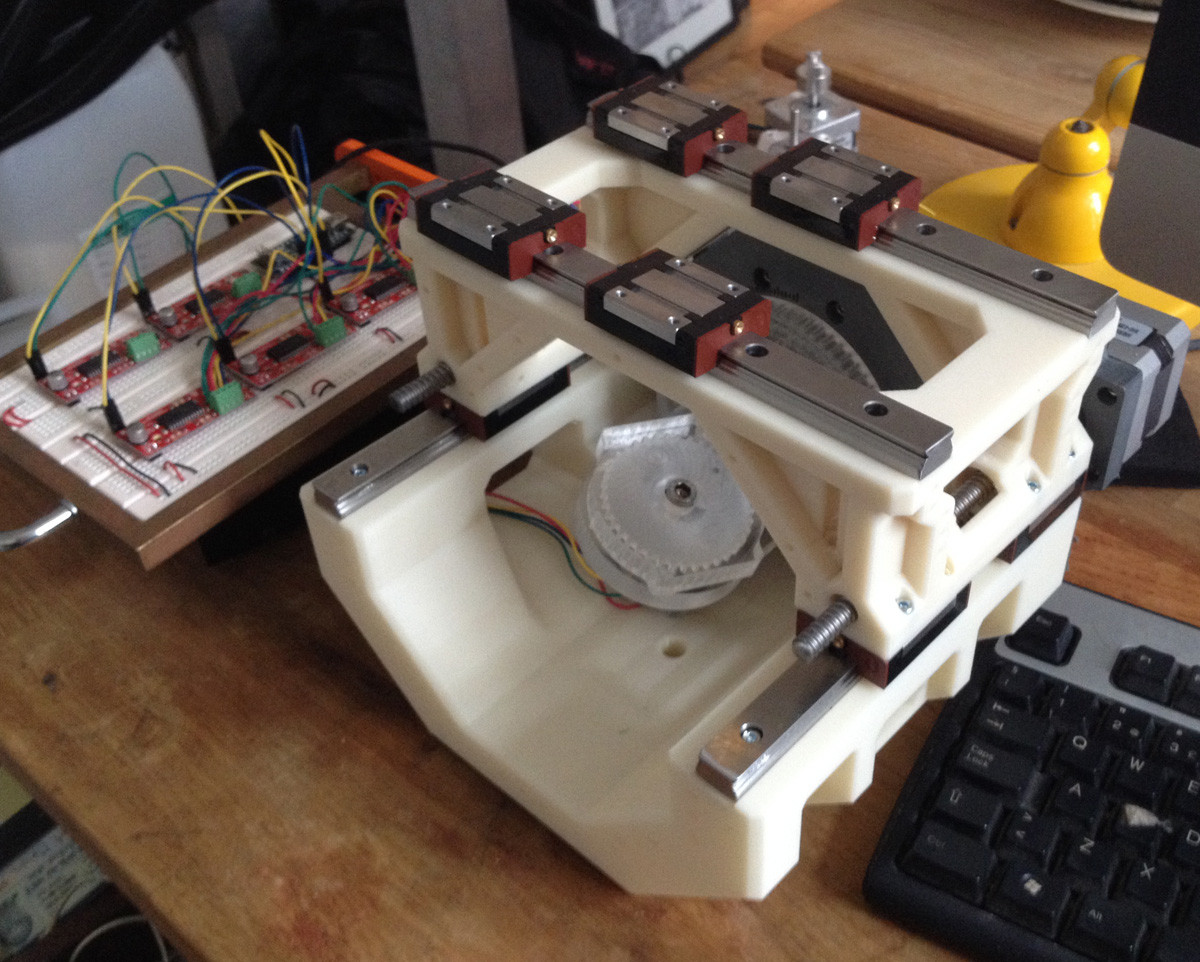 Best ideas about DIY 5 Axis Cnc . Save or Pin Tips Now.