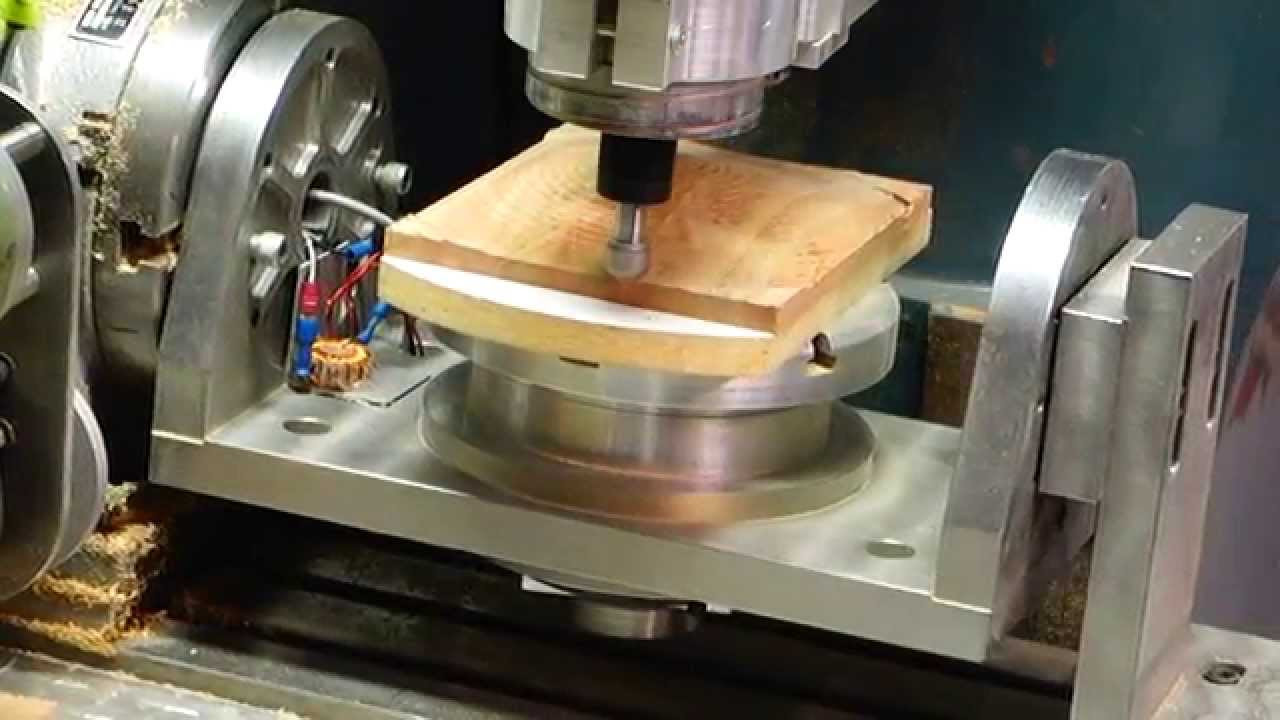Best ideas about DIY 5 Axis Cnc . Save or Pin 5 Axis cnc woodworking Now.