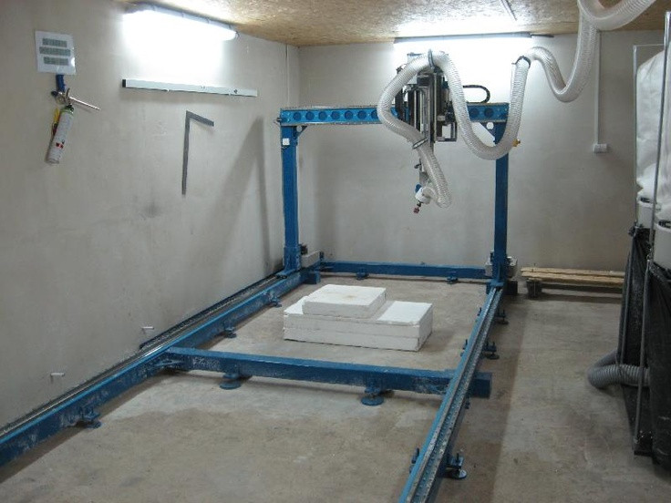 Best ideas about DIY 5 Axis Cnc . Save or Pin DIY 5 axis foam milling machine CNC Stuff Now.