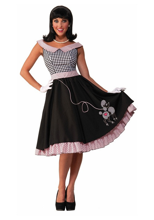 Best ideas about DIY 50S Costume . Save or Pin 50s Costumes for Men Women kids Now.