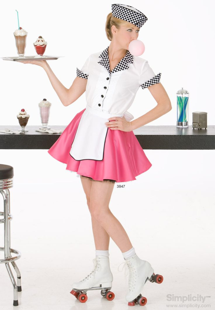 Best ideas about DIY 50S Costume . Save or Pin Best 25 50s costume ideas on Pinterest Now.