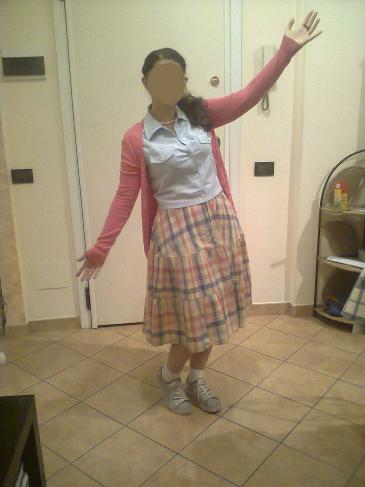 Best ideas about DIY 50S Costume . Save or Pin 50s costume diy What to Wear Now.
