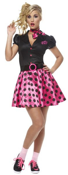 Best ideas about DIY 50S Costume . Save or Pin 1000 images about diy 50 s costumes on Pinterest Now.